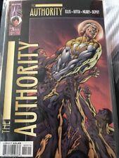 The Authority (1999) #3 VF/NM 9.0 Wildstorm Comics Warren Ellis