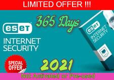 Eset Internet Security Key 2021 | Genuine Key | Limited Offer