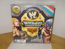 Trivia Mania WWE Trivia Game 2013 NEW Sealed Box By Cardinal