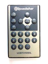 "Roadstar 7"" TV Control Remoto Para LCD7310SIL"