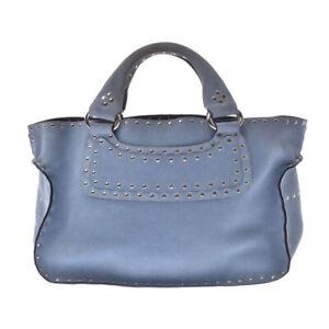 CELINE Boogie bag blue Hand Bag 806500012588000