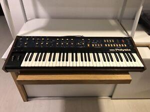 Korg PolySix Analog Polyphonic Synthesizer