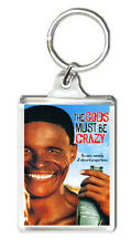 1980 THE GODS MUST BE CRAZY KEYRING LLAVERO