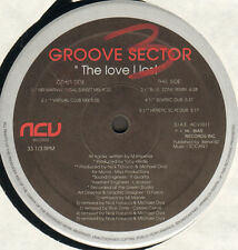 GROOVE SECTOR - The Love I Lost (Remixes) - ACV