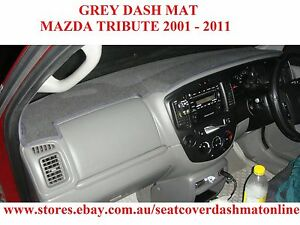 DASH MAT,,GREY DASH MAT FIT FORD ESCAPE,MAZDA TRIBUTE  2001-2011,GREY