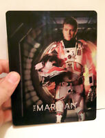 Martian Lenticular Magnet cover Flip effect for Steelbook