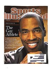 Sports Illustrated Magazine May 6 2013 Gay Athlete Cover Story