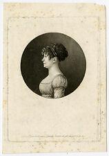 Antique Master Print-PORTRAIT-PHYSIONOTRACE-D'ANGLERS DE BASSIQUE-Quenedey-1823