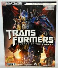 Transformers Revenge of the Fallen (Wii Xbox 360 PS2 PS3) Game Guide ~143