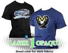 Neenah Laser 1 Opaque Dark Heat Transfer Paper 85x11 100 Sh Best Price In Ebay