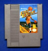 Magic Johnson's Fast Break (Nintendo Entertainment System, 1990)