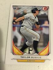 2014 Bowman Draft DP118 Taylor Gushue 10 Card Base Paper Lot Pittsburgh Pirates