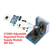 Components Diy Kits And Lt1083 Adjustable Regulated Power Supply Module Parts