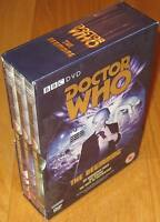 Doctor Who DVD - BOX SET The Beginning (Excellent Condition)
