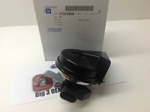 1996-1999 Saturn S-Series 400 hz HORN ASSEMBLY new OEM 21024585