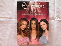 EMBRUJADAS LA CUARTA TEMPORADA COMPLETA ESP ING ALE FRA CHARMED 6 DVD