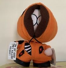 South Park Dead Kenny Plush + All Tags 1998 Vintage Fun 4 All Rare FREE SHIPPING