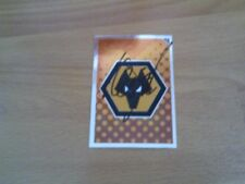 signed wolves match attax badge of ex player kevin foley