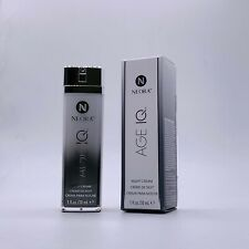 NEW Nerium Age IQ Night Cream Natural Exclusive Powerful Anti-ageing *FREE POST