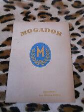 PROGRAMME -Théâtre Mogador - La vie parisienne, saison 1931-1932