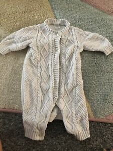 Unisex Baby Knitted Outfit Newborn