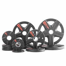 XMark's TEXAS STAR 165 lb. Select Rubber Coated Olympic set XM-3389-BAL-165