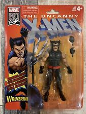 Marvel Legends X-Men Retro Wolverine 6in. Action Figure