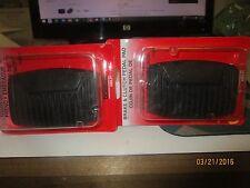 Clutch  BRAKE Pedal Pad 80 81 82 83 84 85 86 f150 f250 f350 pair