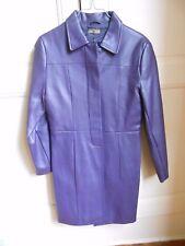 imperméable, manteau femme 38 violet