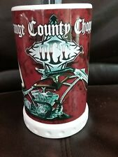 2006 Orange County Choppers 24 oz Beer Stein/ Mug w/ ser # Never used, mint cond