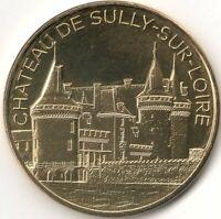 Monnaie de Paris - CHATEAU DE SULLY-SUR-LOIRE 2020