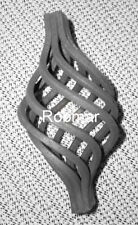 30x Wrought Iron Gate Components Basket Cage