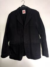 OLD TOWN TIN HOUSE Mens Navy Twill Jacket | Size 40