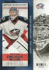 Columbus Blue Jackets - 2013-14 Contenders Complete Base Set Team (3)