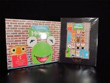 Disney Vinylmation Muppets 1 - Tray / Case of 24 New in Sealed Box Plus Poster