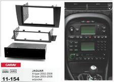 CARAV 11-154 2Din Kit da installazione radio w/poc JAGUAR X-type, S-type 03-08