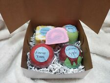 Surprise Bath Bomb package with extras, Free shipping, Handmade in Canada