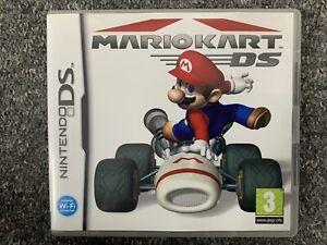 Mario Kart DS Nintendo DS Complete 100% Genuine A