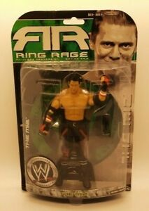 WWF WWE THE MIZ RUTHLESS AGGRESSION RING RAGE SERIES 34.5 WRESTLING FIGURE NEW