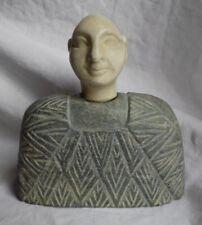 Bactrian Stone Figure