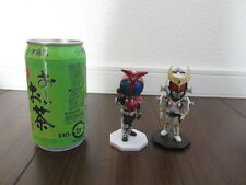 USED WCF World Collectable Figure Kamen Rider Kabuto and Fourze arms free ship