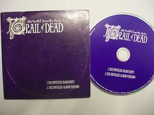 AND YOU WILL KNOW US BY THE TRAIL OF DEAD Isis Unveiled – 2009 EU CD Promo RARE!