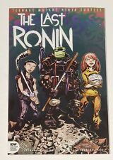 TMNT: THE LAST RONIN #4 (IDW)  KEVIN EASTMAN JIM LAWSON COVER A NM+ CGC it