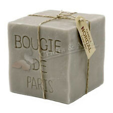Nordal Kerze eckig 'Bougie de Paris'