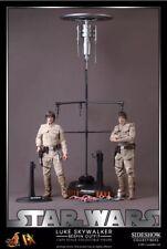 hot toys DX07 1/6 Luke Skywalker Star Wars Bespin Outfit Figure Normal version