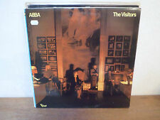 "LP 12"" ABBA - The Visitors - M/MINT - NEUF - VOGUE - 540020 - FRANCE"