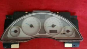 Speedometer US Opt UH8 Fits 02-04 RENDEZVOUS 699