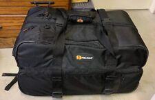 Pelican Flight Duffle Bag Rolling Audio Video Camera Gear Case w/ Wheels Huge