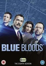Blue Bloods - Season 8 [DVD] [2018], New, DVD, FREE & Fast Delivery