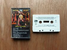 Twisted Sister Under the Blade Cassette Tape 1985 Atlantic #7812564Y VG